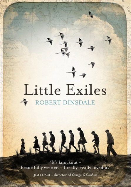 Little Exiles Cover